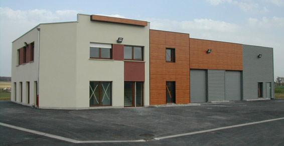 Bureaux et locaux activités - Morville les Vic