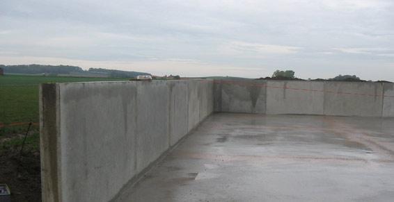 Constructions et installations agricoles - Fumière