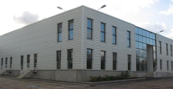 Bâtiment bureaux et services - Ludres